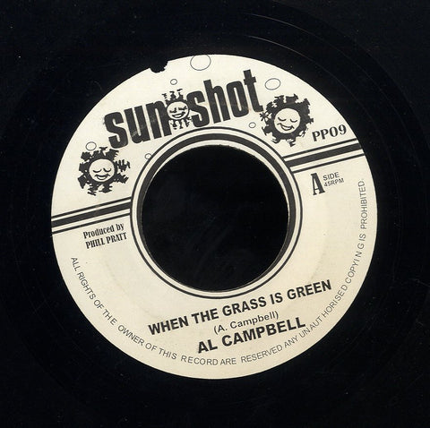 AL CAMPBELL [Where Were You / When The Grass Is Green]