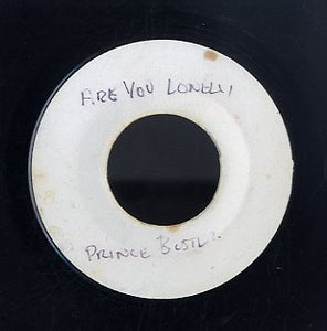 PRINCE BUSTER  [Are You Lonely  / Shirling You ]