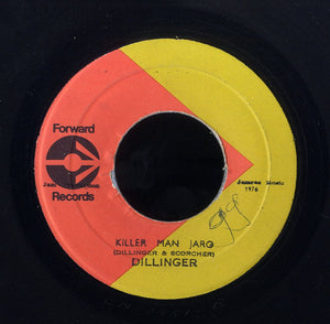 DILLINGER [Killer Man Jaro]