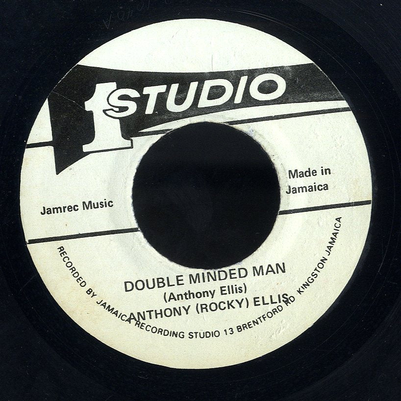 ANTHONY ELLIS [Double Minded Man]