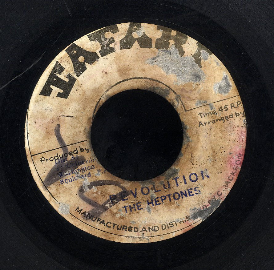HEPTONES [Revolution / Total Distraction]