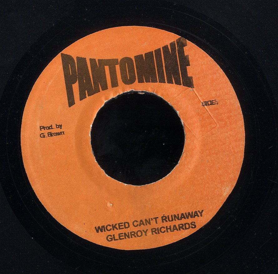 GLENROY RICHARDS [Wicked Can't Run Away]