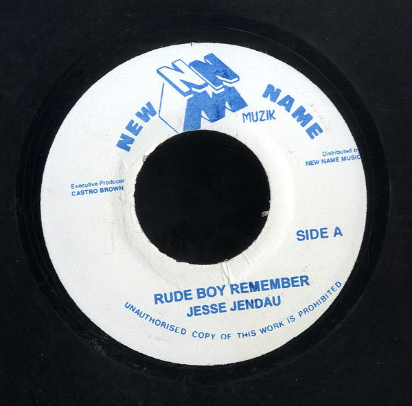 JESSIE JENDER / LADY SAW [Rude Boy Remember / If Him Lef]