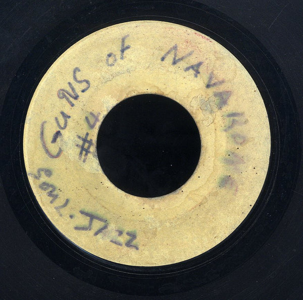 ROLAND ALPHONSO & STUDIO 1 ORCH / BONGO MAN [Guns Of Navaron / Where Is Garvey?]