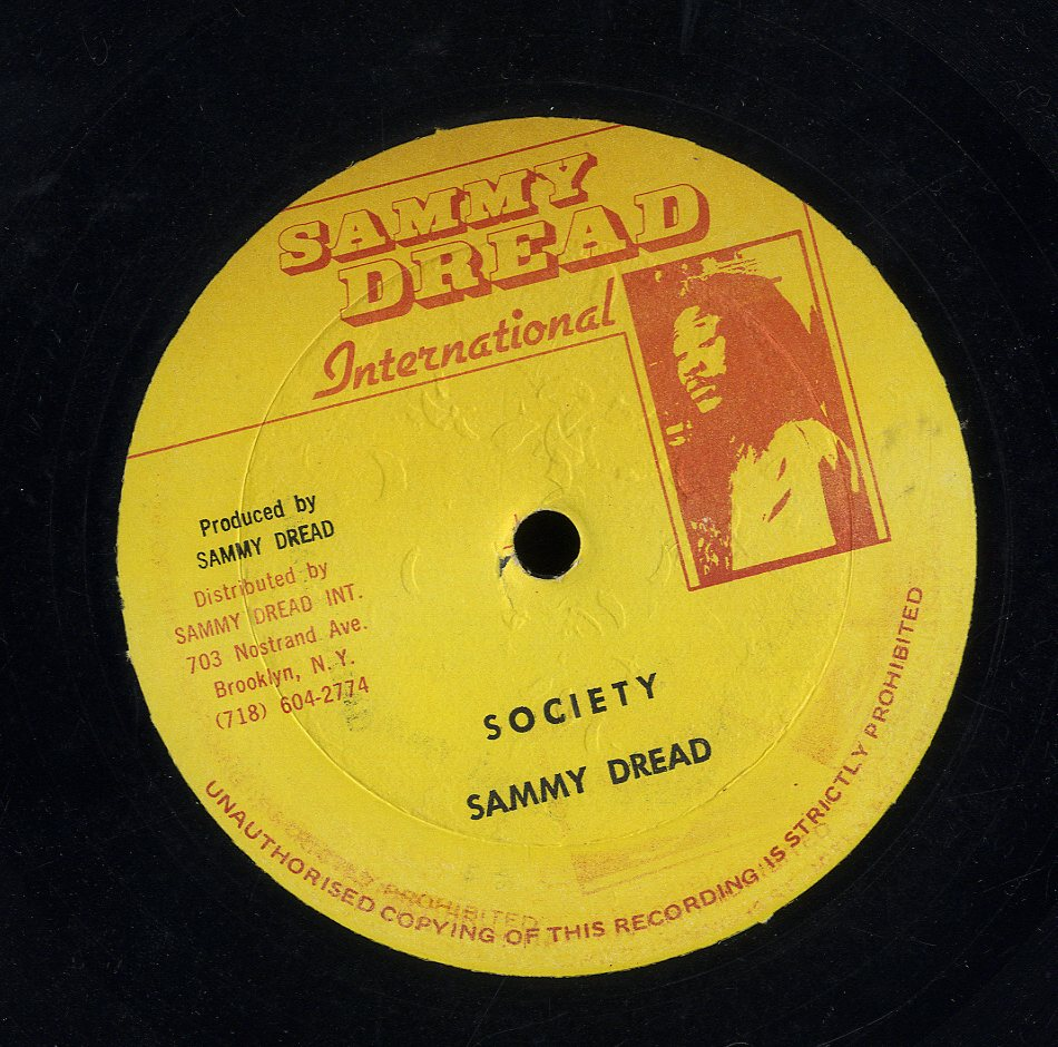 SAMMY DREAD [Society]