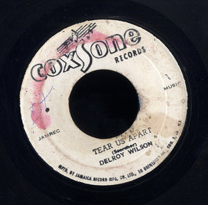 DELROY WILSON [Tear Us Apart / Joe Liges]