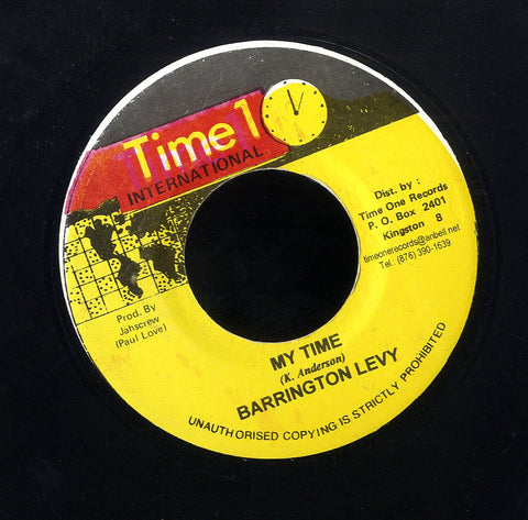 BARRINGTON LEVY [My Time]