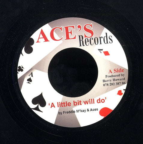 FREDDIE MCKAY / JOE WHITE [A Little Bit Will Do / Ain't Misbehaving]