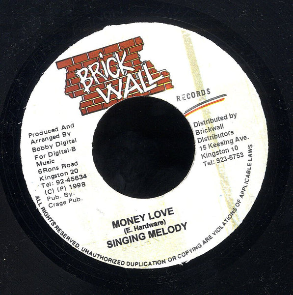 LUCIANO / SINGING MELODY [Word Power And Sounds / Money Love]