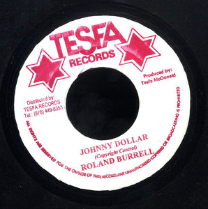 ROLAND BURRELL [Johnny Dollar]