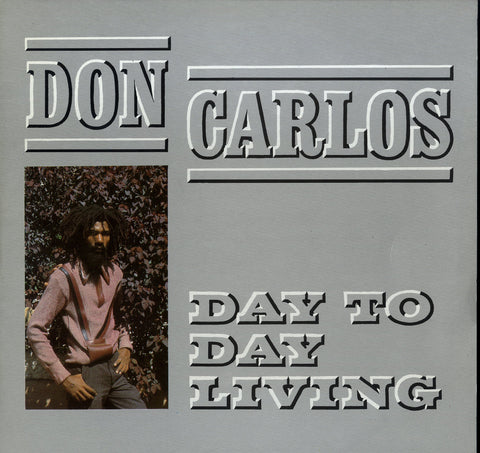 DON CARLOS [Day To Day Living]