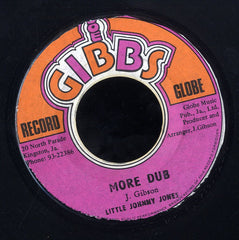 LITTLE JOHNNY JONES [More Dub]