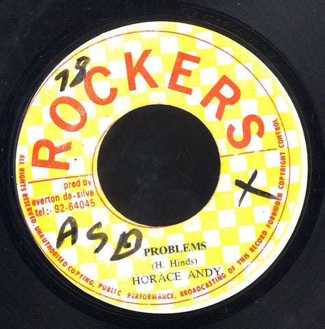 HORACE ANDY [Problems]