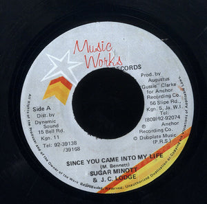 J. C. LODGE & SUGAR MINOTT [Since You Came Into My Life]