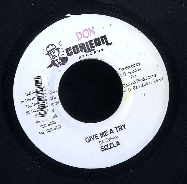 SIZZLA [Give Me A Try]