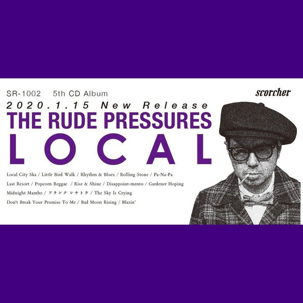 THE RUDE PRESSURES [Local]
