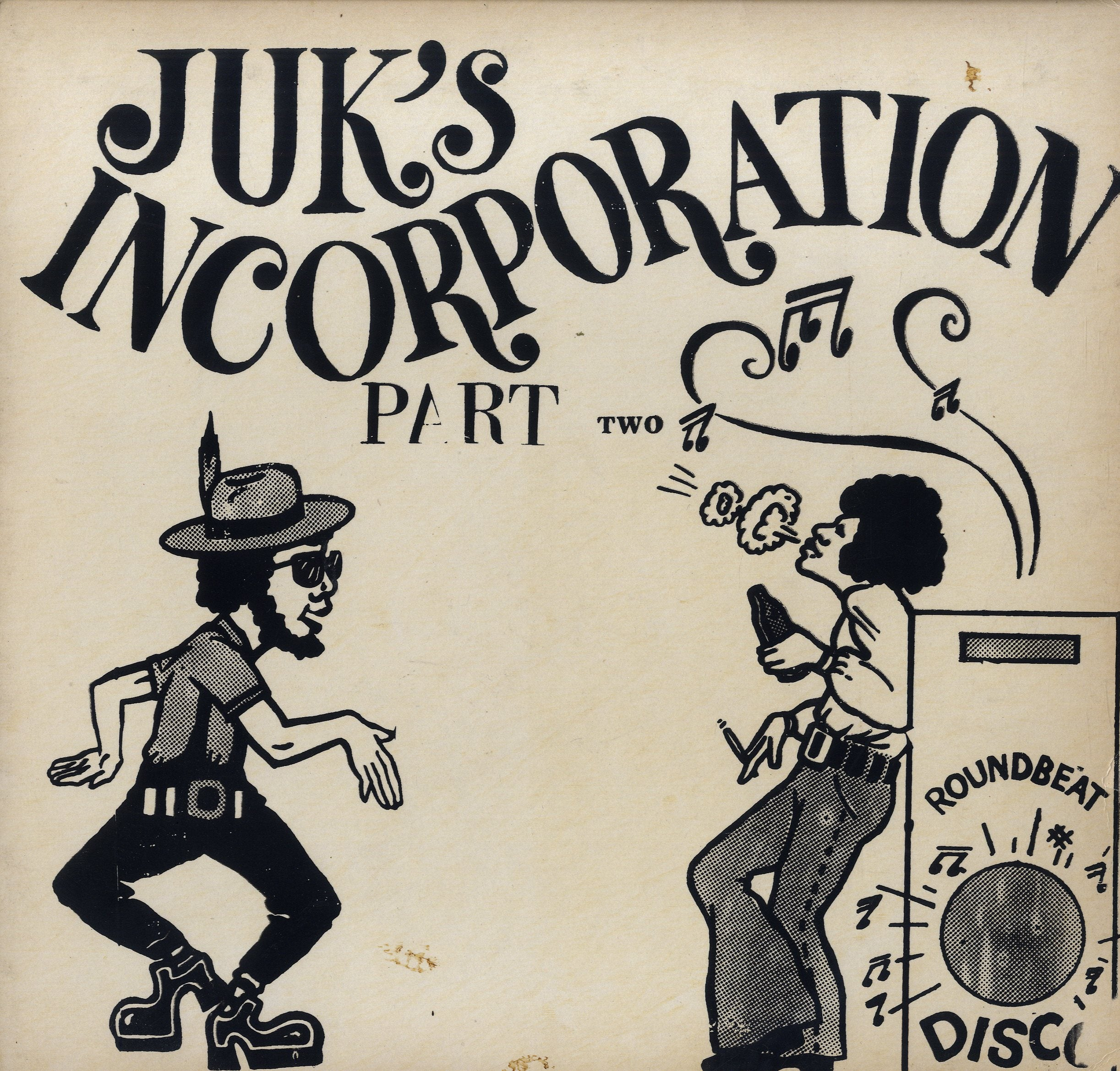 DUB SPECIALIST [Juk's Incorporatrion Part Two]
