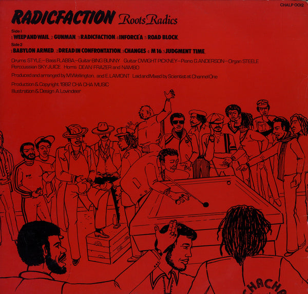ROOTS RADICS [Radicfaction]