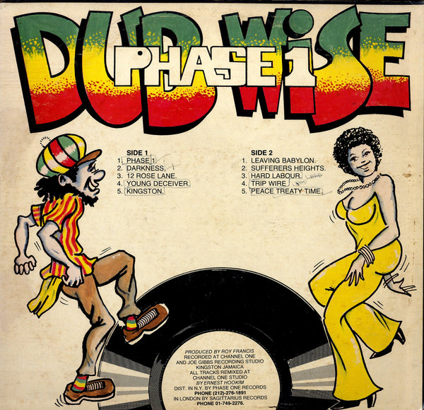 PHASE ONE DUB WISE [Phase One Dub Wise]