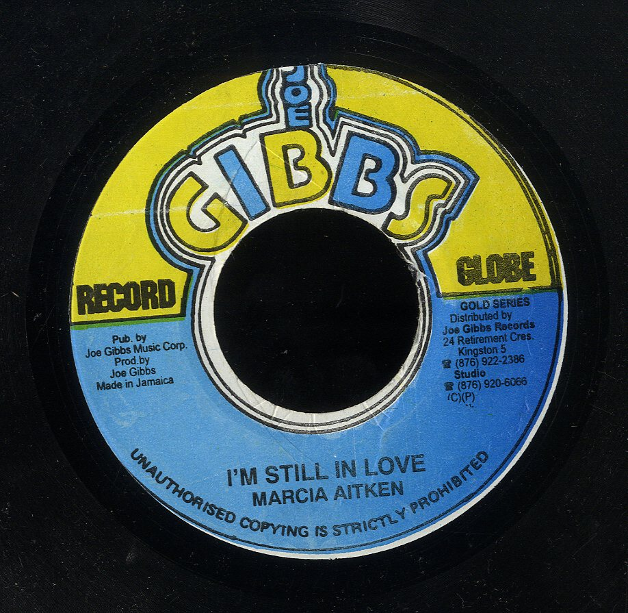 MARCIA AITKEN [I'm Still In Love]