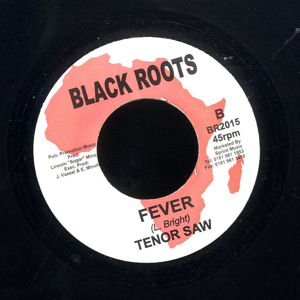 TENOR SAW [Fever / African Children]