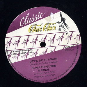 SONIA FERGUSON & S. HINDS [Let's Do It Again]
