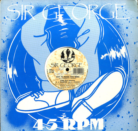 PURE SILK FEAT. O.J. DAIAMOND WITH C.J. CHARLES [Got To Make You Mind]