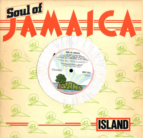V.A. ZAP-POW  MAYTALS WAILERS JIMMY CLIFF LORNA BENNETT ETC [Soul Of Jamaica]