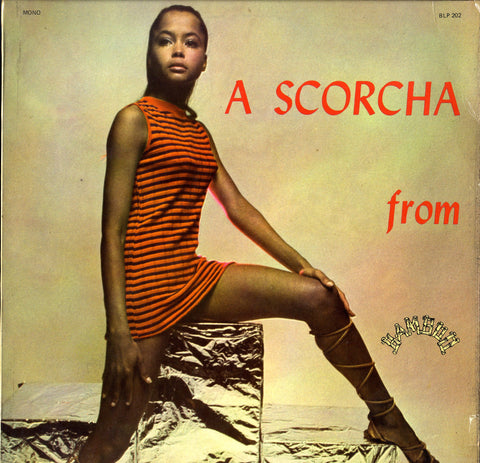 SENIOR SOUL. SOUND DIMENSION. WAILNG SOULS.. [A Scorcha From Studio One Volume 2]