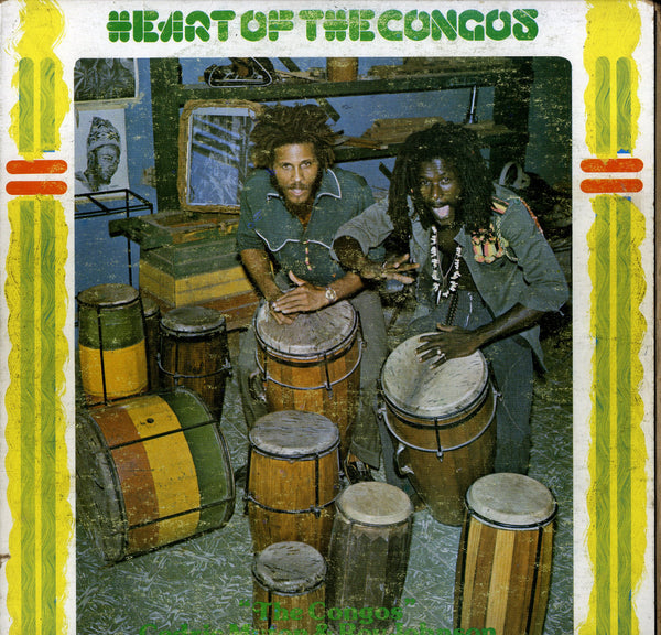 THE CONGOS [Heart Of The Congos]