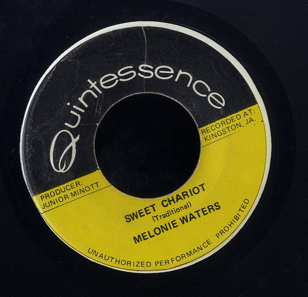 MELONIE WATERS [Fever / Sweet Chariot]