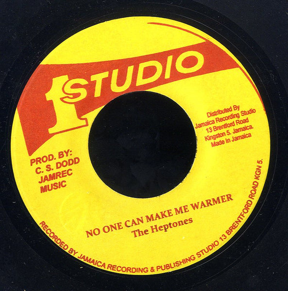 HEPTONES / KING ROCKY [No One Can Make Me Warmer / You Were Wrong]
