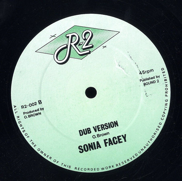 SONIA FACEY [I Want You]