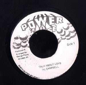 AL CAMPBELL [Talk About Love]