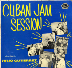 JULIO GUTIERREZ [Cuban Jam Session]