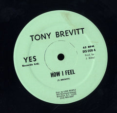 TONY BREVITT / HEADLY BENNETT [How I Feel / Dem Get Bunny]