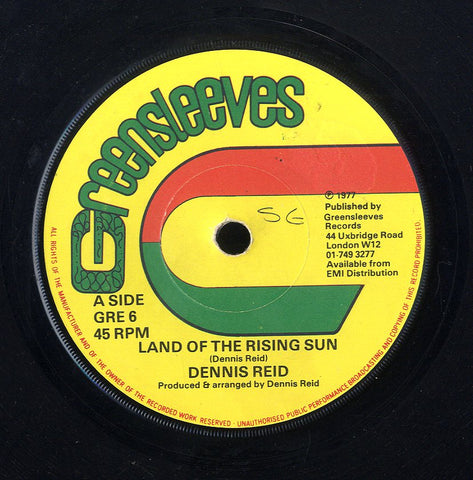 DENNIS REID [Land Of The Rising Sun]