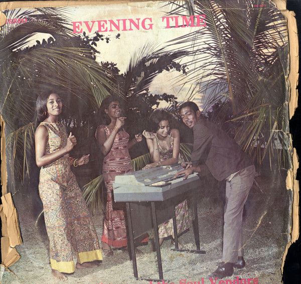 JACKIE MITTOO & THE SOUL VENDERS [Evening Time]