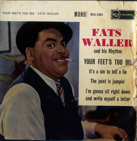 FATZ WALLER [You Feet's Too Big]