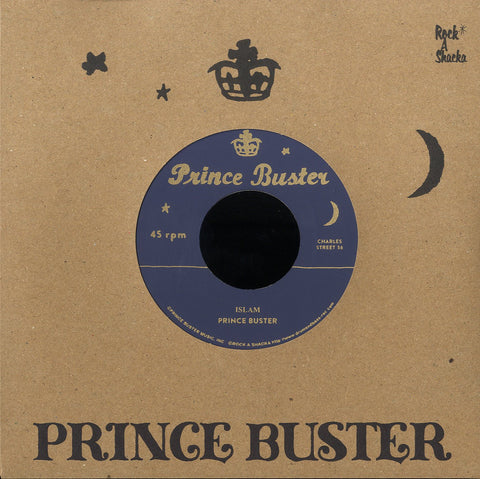 PRINCE BUSTER / DON DRUMMOND (SILKSCREEN LABEL)  [Islam / Sudden Attack]