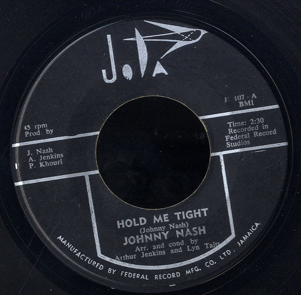 JOHNNY NASH [Hold Me Tight / Cupid]