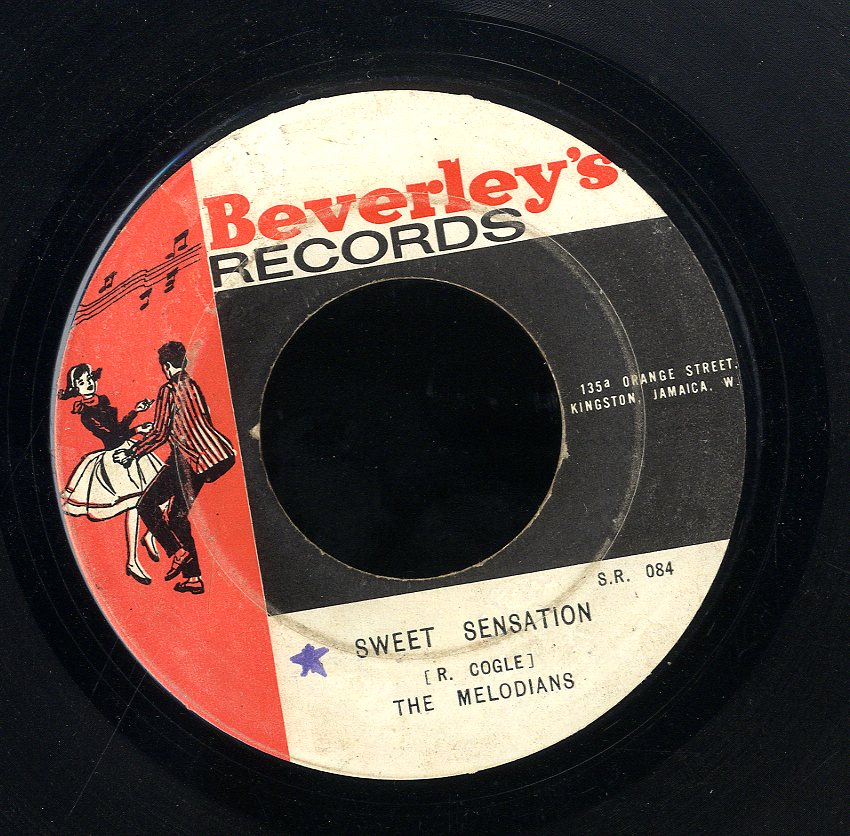 THE MELODIANS [Sweet Sensation / Its My Delight]