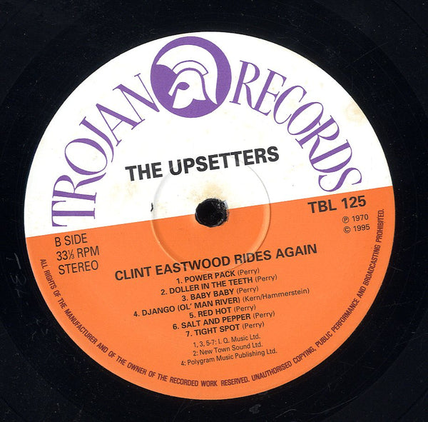 UPSETTERS [Eastwood Rides Again ]