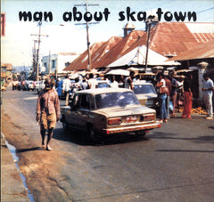 V. A. BOBBY AITKEN, BLUES BLENDERS, ANDY & CLYDE..... [Man About Ska- Town]