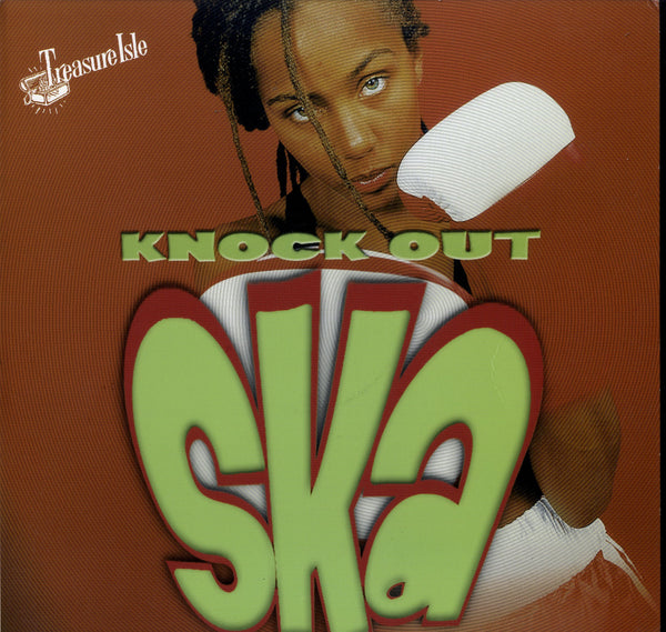 V. A. : TREASURE ISLE [Knock Out Ska]