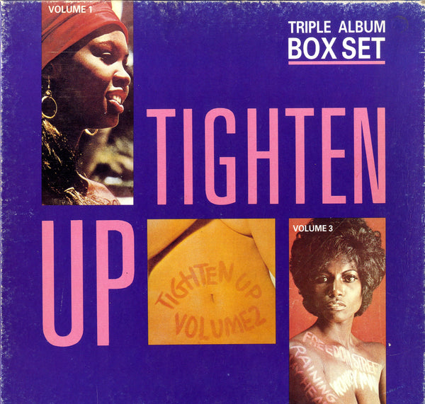 V.A. [Tighten Up Box Set]