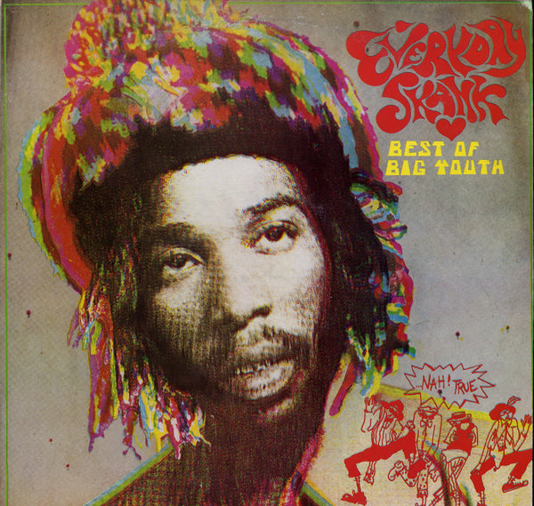 BIG YOUTH [Everyday Skank (Best Of Big Youth)]