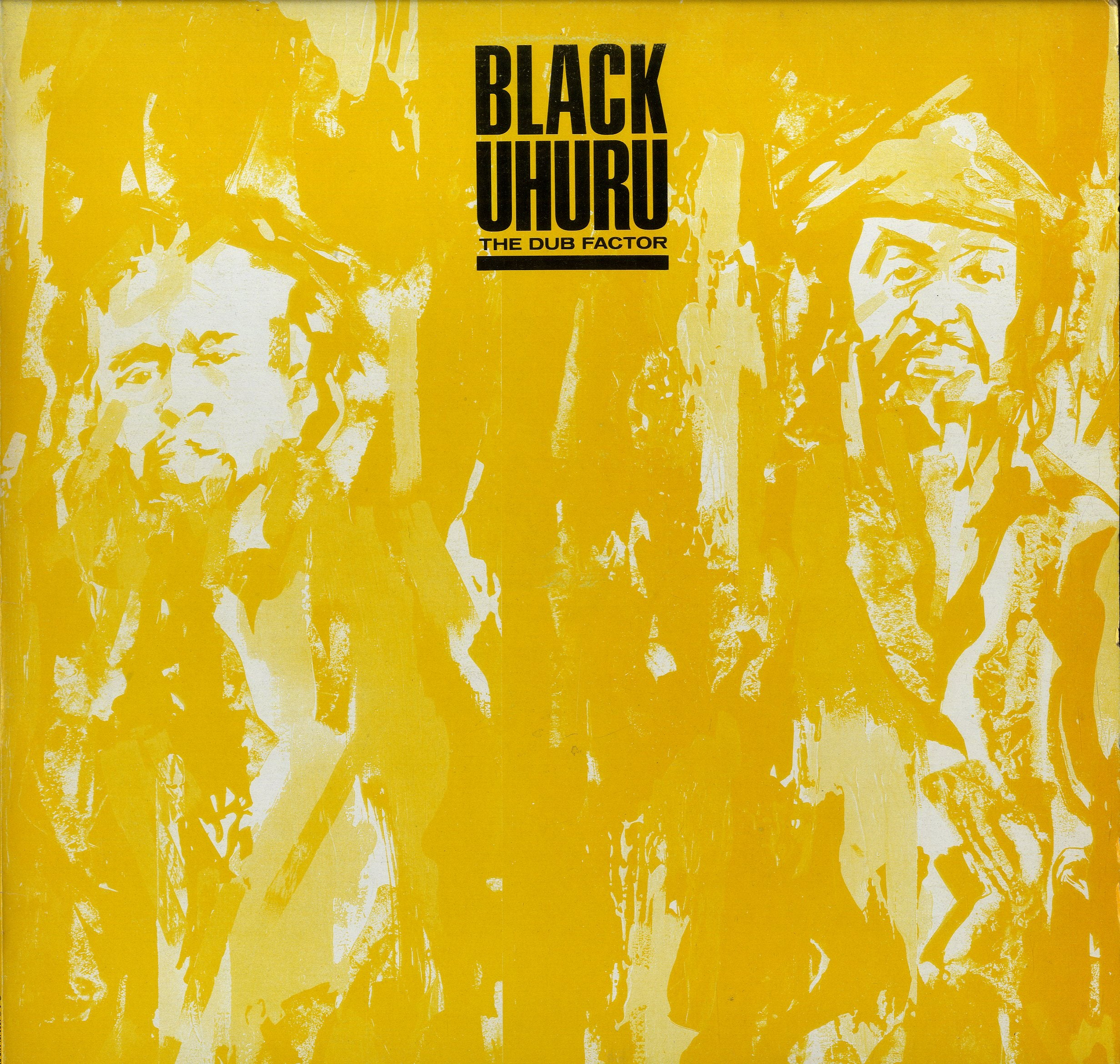 BLACK UHURU [The Dub Factor]