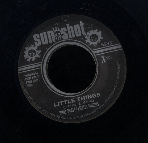 PHILL PRATT & EMSLEY MORRIS [Little Things / Dirty Dozens]