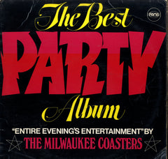 THE MILWAUKEE COASTERS [The Best Party Album]